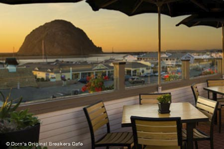 Dorn's Original Breakers Cafe, Morro Bay, CA