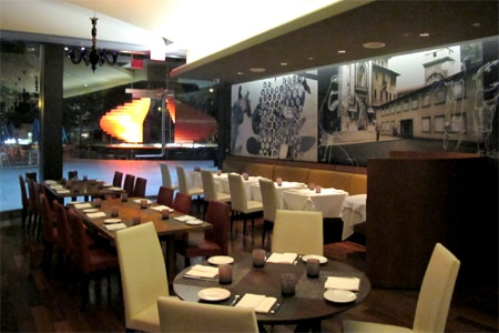 Dining Room at DRAGO Centro, Los Angeles, CA