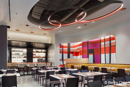DRAGO RISTORANTE will open at the Petersen Automotive Museum in Spring 2016
