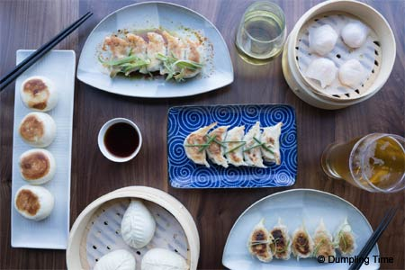 One of the best new restaurants in San Francisco, Dumpling Time offers a daily selection of fresh dumplings made by hand