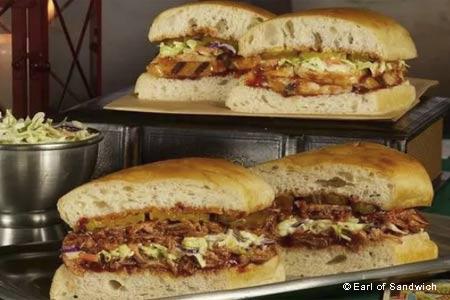 Earl of Sandwich, Las Vegas, NV