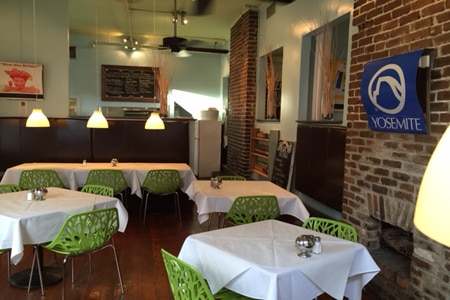 Dining Room at Eat, New Orleans, LA