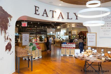 Eataly Downtown, New York, NY