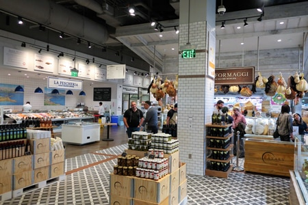 Eataly in Los Angeles is open at Westfield Century City