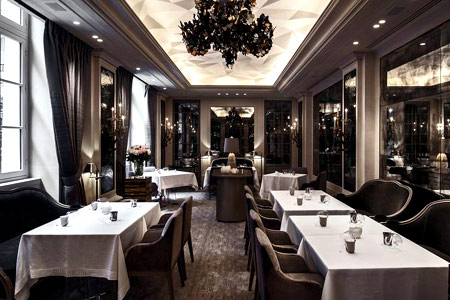 L'Ecrin is one of GAYOT's Top 10 New & Notable Restaurants in Paris