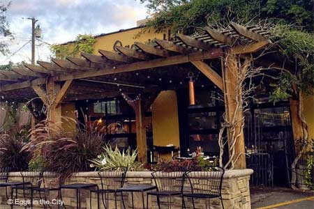 Eggs in the City is one of GAYOT's Best Outdoor Dining Restaurants in Salt Lake City