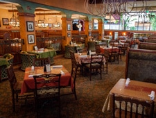 Dining room at El Cholo Cafe, Pasadena, CA