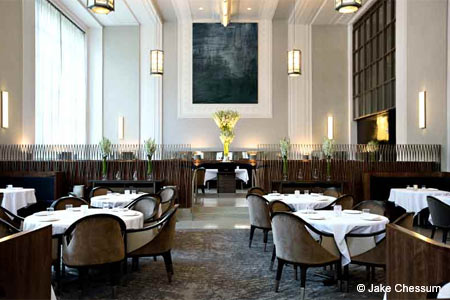 Dining Room at Eleven Madison Park, New York, NY