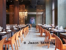 Dining room at Embeya, Chicago, IL
