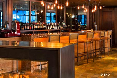 ENO, one of GAYOT's Best Wine Bars in Chicago