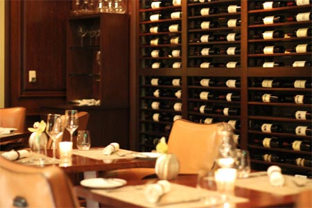 enoSTEAK at The Ritz-Carlton, Laguna Niguel has one of the best wine lists in Orange County, CA