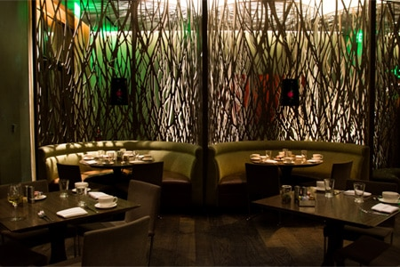 Dining Room at Esterel, West Hollywood, CA