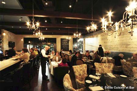 Etoile Cuisine et Bar offers some of the best French food in Houston