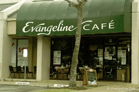 Evangeline Cafe, Austin, TX