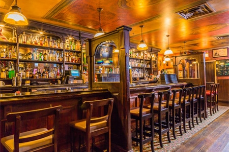 Fado Irish Pub, one of GAYOT's Best British & Irish Pubs in Chicago