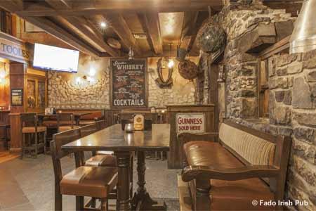 THIS RESTAURANT IS CLOSED Fado Irish Pub, Washington, DC