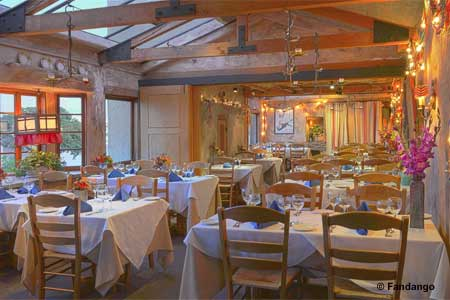 Celebrate Mother's Day with a special brunch at Fandango in Pacific Grove, California
