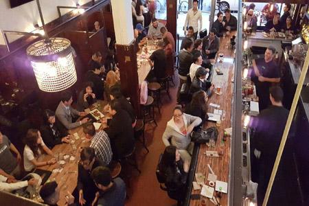 Far Bar, Los Angeles, CA