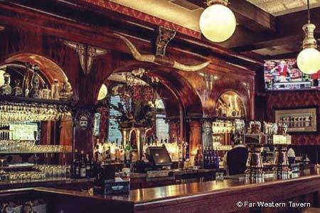 Far Western Tavern, Orcutt, CA