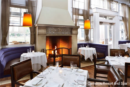 Celebrate Thanksgiving at FARM restaurant at the Carneros Resort and Spa in Napa, CA