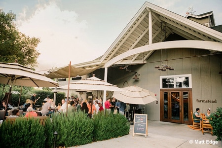 Farmstead at Long Meadow Ranch in St. Helena is one of the best restaurants for Easter brunch in Napa County, California