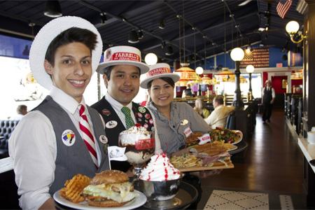 THIS RESTAURANT IS CLOSED Farrell's Ice Cream Parlour & Restaurant, Mission Viejo, CA