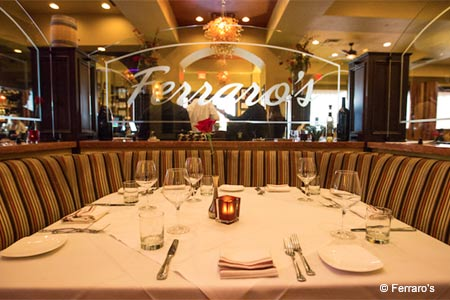 Dining Room at Ferraro