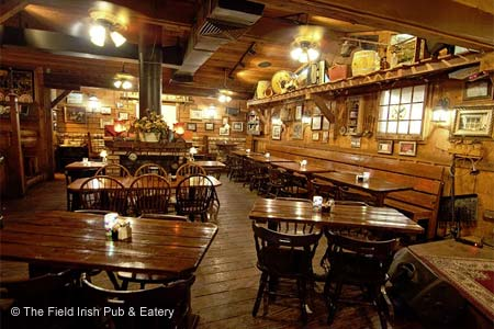 The Field Irish Pub & Eatery, Fort Lauderdale, FL