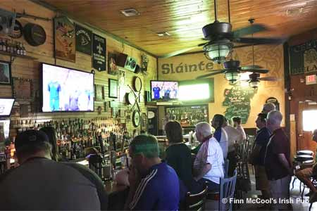 Finn McCool's Irish Pub, New Orleans, LA