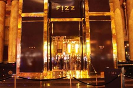 THIS RESTAURANT IS CLOSED FIZZ Las Vegas, Las Vegas, NV