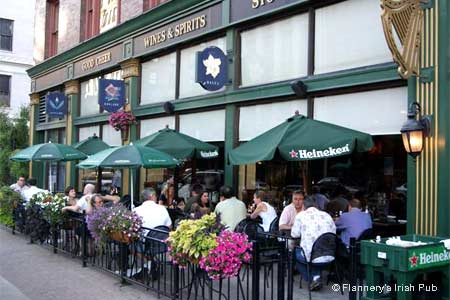 Flannery's Irish Pub is one of the best places to celebrate St. Patrick's Day in Cleveland