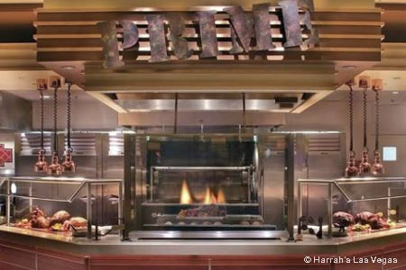 Dining Room at Flavors Buffet, Las Vegas, NV