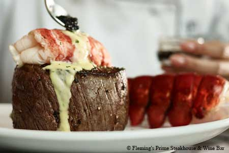 Fleming's Prime Steakhouse & Wine Bar, Atlanta, GA