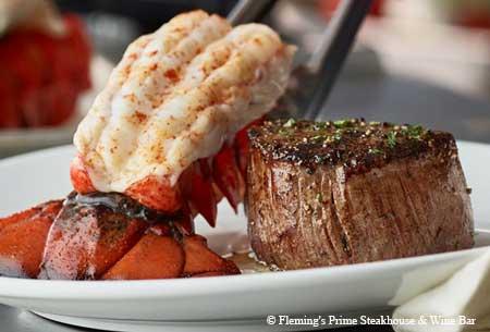 Fleming's Prime Steakhouse & Wine Bar, Coral Gables, FL