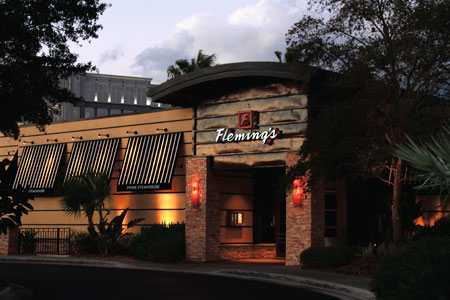 Fleming's Prime Steakhouse & Wine Bar, Livonia, MI