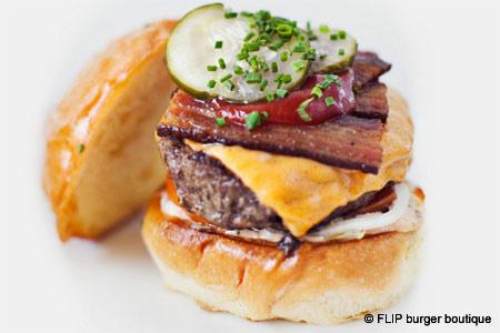 THIS RESTAURANT IS CLOSED FLIP burger boutique, Atlanta, GA