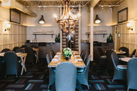 Floataway Cafe, one of GAYOT's Best Valentine's Day Restaurants in Atlanta Inside the Perimeter