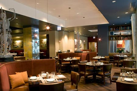 Schedule a client dinner at The Florentine, one of GAYOT's Top 10 Restaurants for Business Dining in Chicago