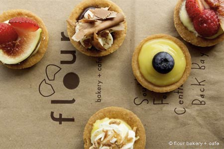 flour bakery + cafe, one of GAYOT's Top 10 Bakeries in Boston