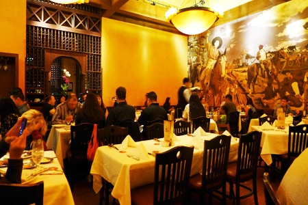 Dining Room at Fogo de Chão, Beverly Hills, CA
