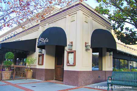 Forbes Mill Steakhouse, Los Gatos, CA