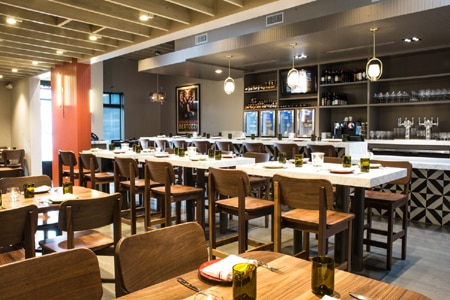 Forma Restaurant & Cheese Bar, Santa Monica, CA
