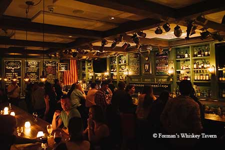 Forman's Whiskey Tavern, Toluca Lake, CA