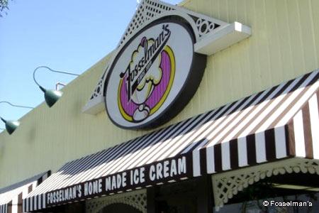 Fosselman's Ice Cream, Alhambra, CA