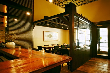 Dining Room at Franchia, New York, NY