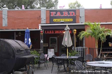 Frankfort Avenue Beer Depot, Louisville, KY