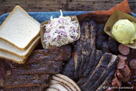Franklin Barbecue, one of GAYOT's Best Barbecue Restaurants in America