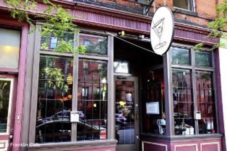 Franklin Cafe, Boston, MA
