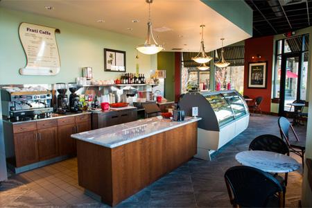 THIS RESTAURANT IS CLOSED Frati Gelato Cafe, Fullerton, CA