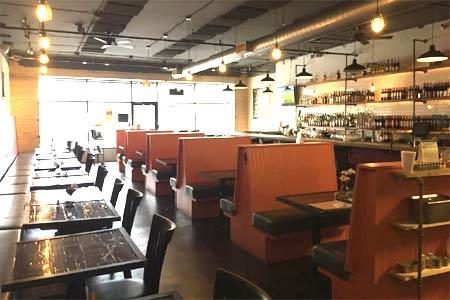 Dining Room at The Freakin Incan, Tucker, GA